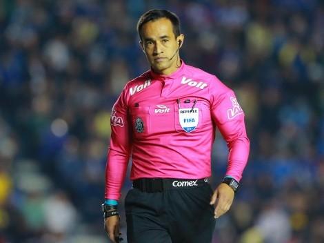 Jorge Isaac Rojas será el árbitro del Clásico Joven de ida