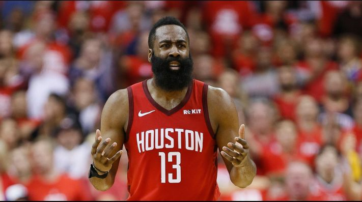 James Harden, escolta de los Rockets