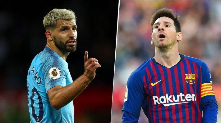 Para el Kun Agüero, Lionel Messi no tiene que recibir el Balón de Oro