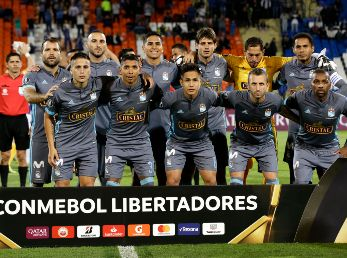 Godoy Cruz v Sporting Cristal - Copa CONMEBOL Libertadores 2019 - Not Released (NR)