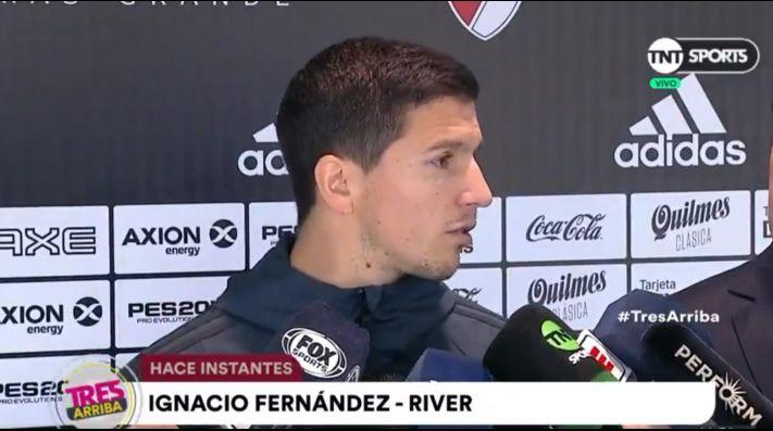 Nacho Fernández: