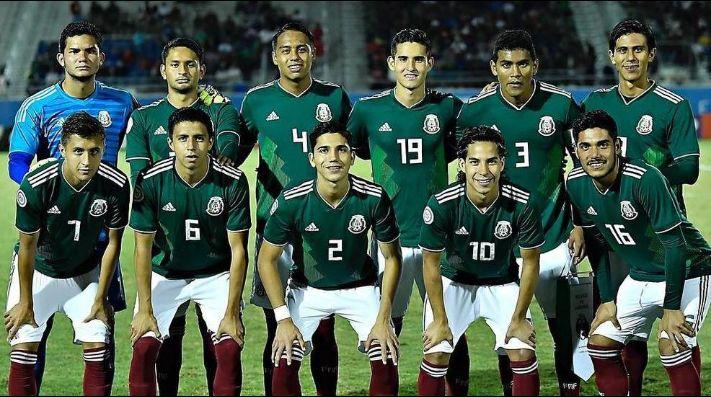 Resultado de imagen para mexico sub 20