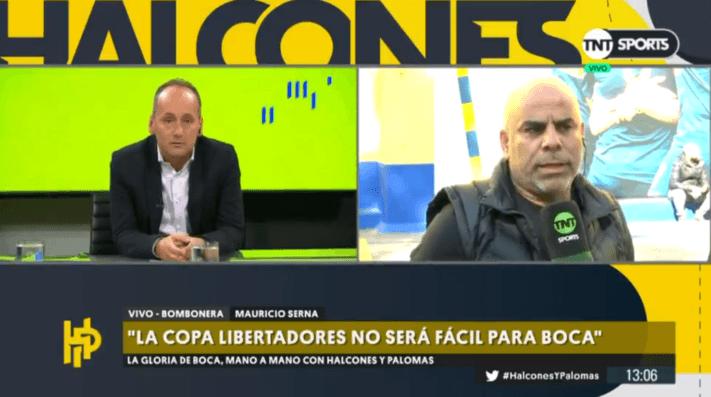 Los del Millo se van a enojar: Chicho Serna tiró que River tuvo suerte en la final contra Boca