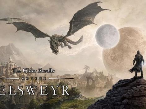 The Elder Scrolls Online: Elsweyr ¡La temporada del dragón ha comenzado!