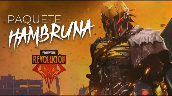 Free Fire: llega Hambruna ¡El cuarto Jinete del Apocalipsis ...