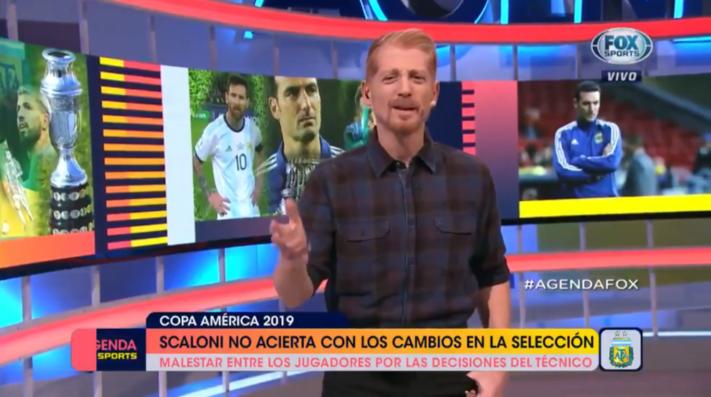 Rodaron cabezas: Liberman explicó todo lo que Argentina necesita una vez que termine la Copa América