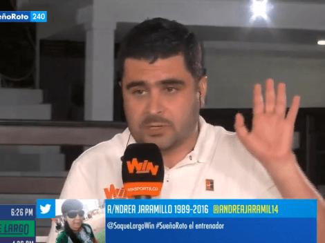 """No entendimos nada, Cadavid: """"Colombia necesita un jugador como Aránguiz"""""""