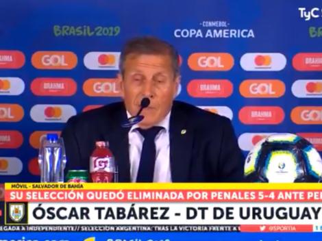 """Maestro dolido: """"Perú no pateó al arco en todo el partido"""""""