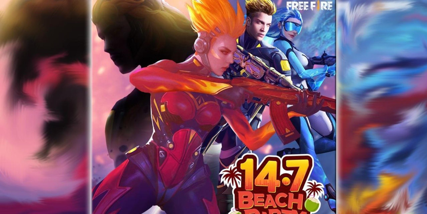 Free Fire anuncia un nuevo evento ¡Beach Party!