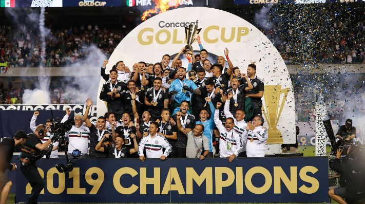 ¡¡México es el nuevo Campeón de la Copa Oro!!