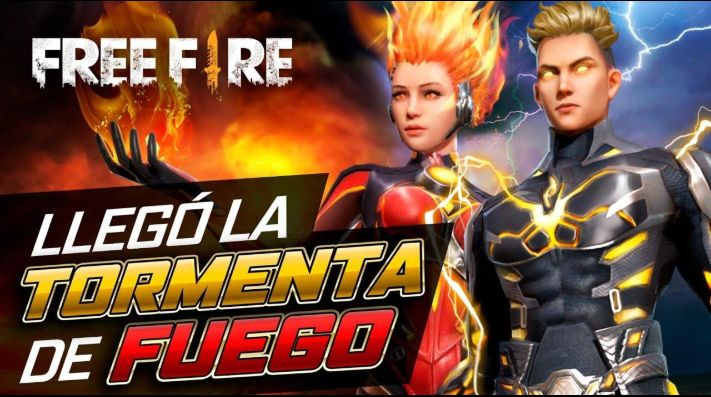 Resultado de imagen para los elementales de free fire