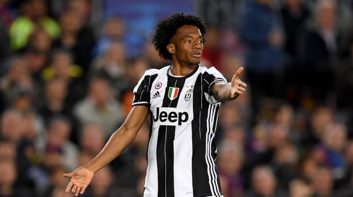 Cuadrado define su futuro. (Getty)