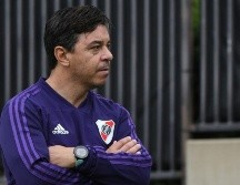 Marcelo Gallardo define el once titular de River.