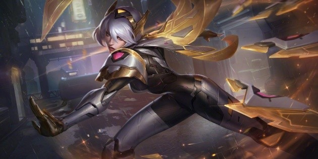 All animations of Legends Project's new skins