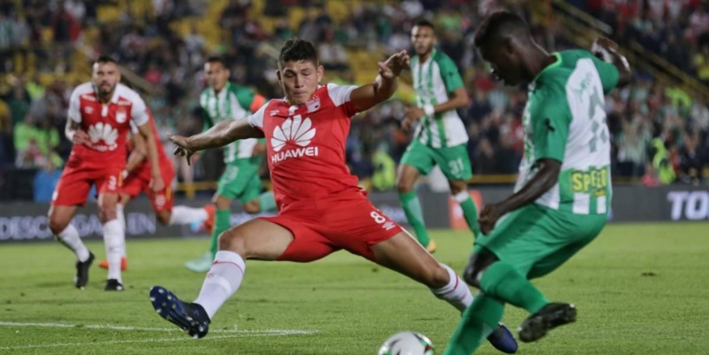 A Qu U00e9 Hora Juegan Atl U00e9tico Nacional Vs Independiente