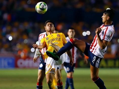 Con Mier en duda, se perfila el XI de Chivas para recibir a Tigres