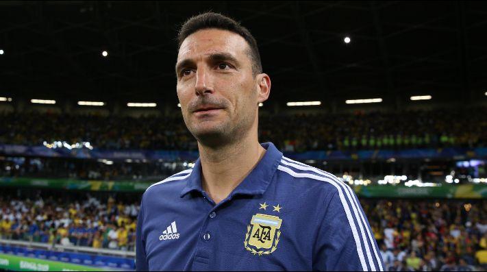 Lionel Scaloni seguirá en el cargo de entrenador.