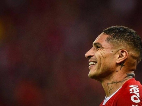 Con sus goles en octavos, Guerrero se ubicó tercero en la tabla de goleadores de la Libertadores 2019