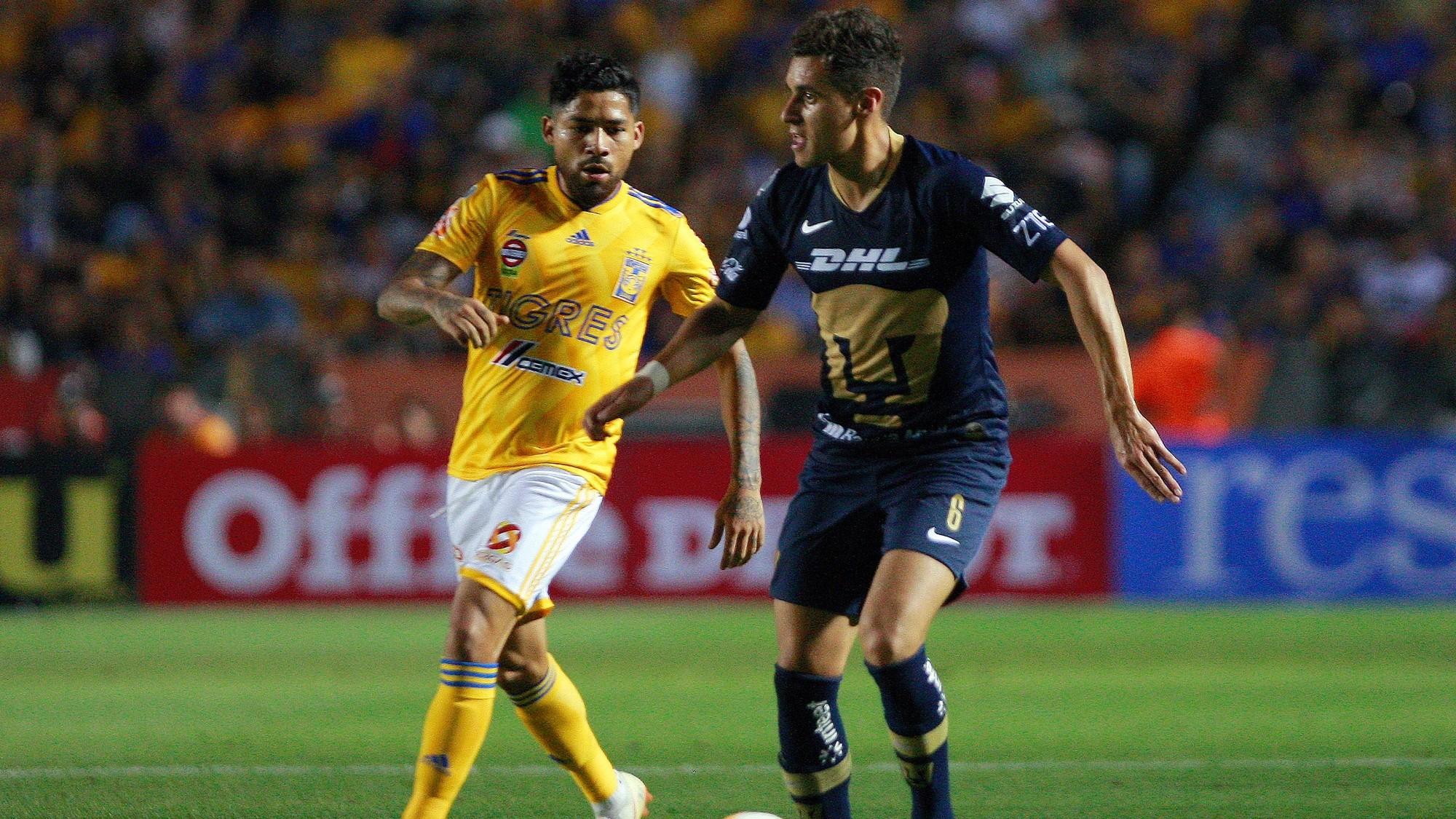 Ventana mundial Camello bordado  Qué canal transmite Pumas UNAM vs. Tigres UANL por la Liga MX   Bolavip