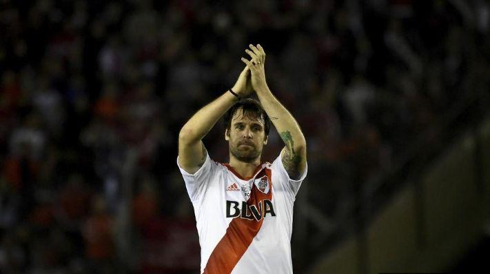 Fernando Cavenaghi, ídolo de River Plate.