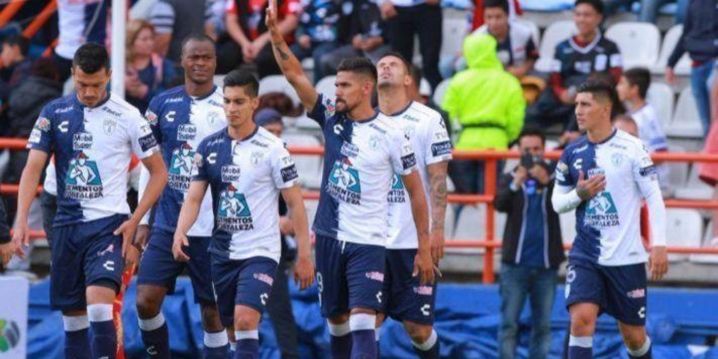 Pachuca vs. Zacatepec por la Copa MX.