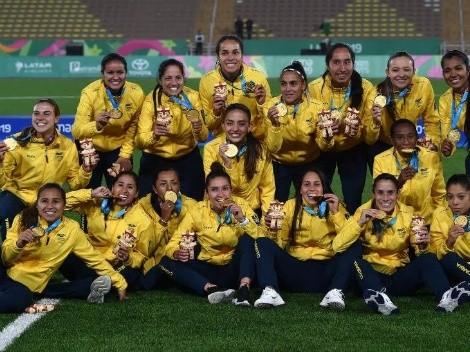 La razón por la que la Selección Colombia femenina NO jugará los Olímpicos de Tokio 2020