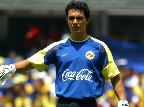 La bienvenida de Adolfo Ríos a Memo Ochoa