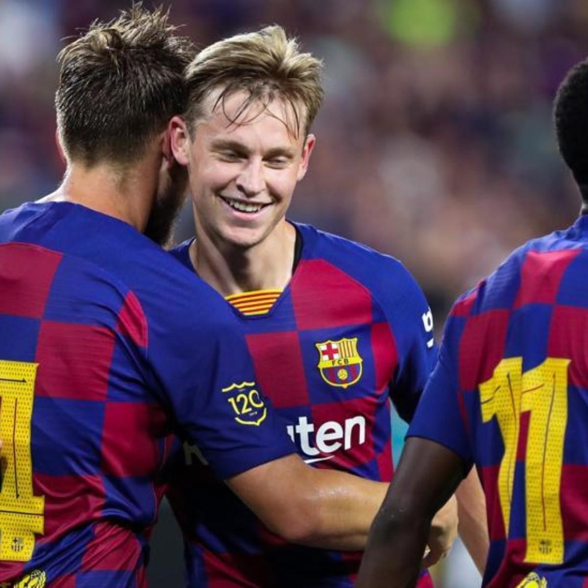 Centrar miseria Contrato  A qué hora juega Athletic Bilbao vs. Barcelona por la Liga de España |  Bolavip