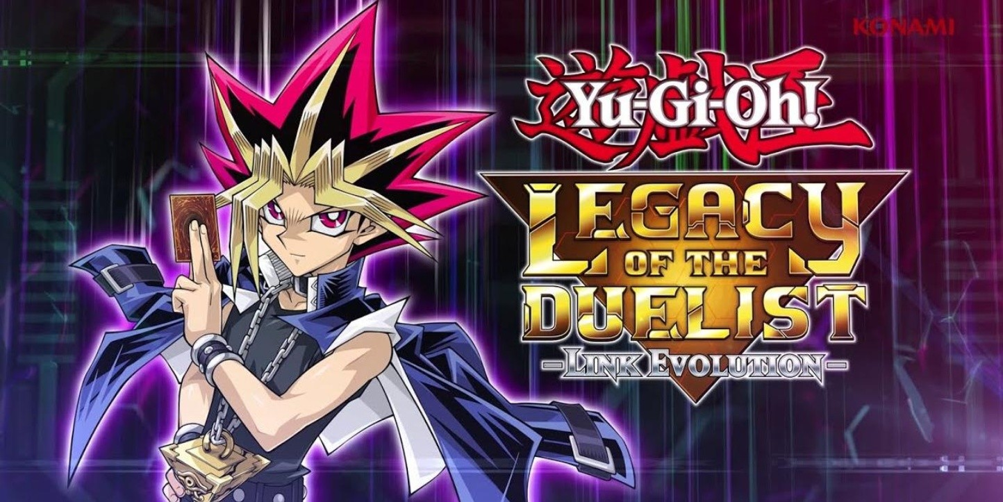 Yu-Gi-Oh! Legacy of the Duelist llega a Nintendo Switch ¡Revive los duelos más épicos!