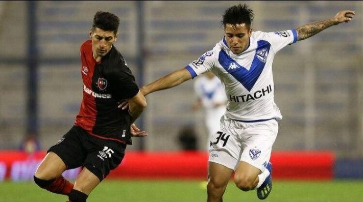 Vélez vs. Newell's por la Superliga.