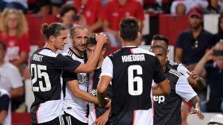 A Que Hora Juega Parma Vs Juventus Por La Serie A Bolavip