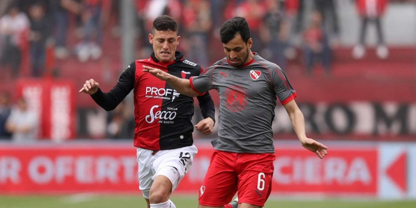 EN VIVO: Independiente vs. Colón de Santa Fe por la Superliga