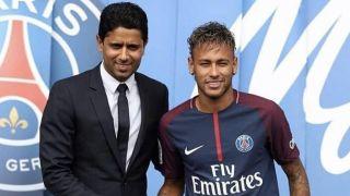 Revelan que el presidente del PSG está enfadado con Neymar y le ...