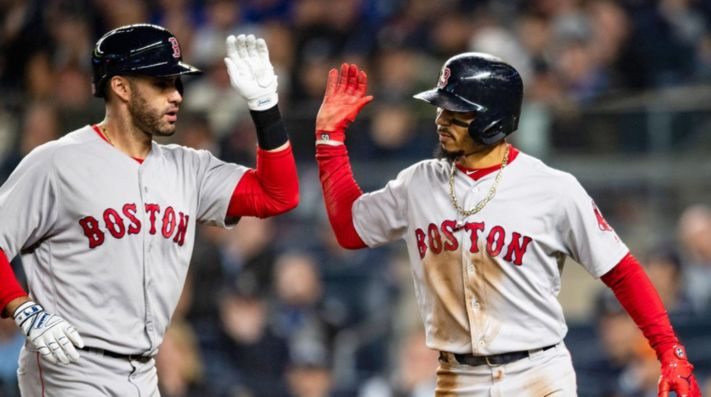 Caos en Boston: los Medias Rojas podrían perder a Mookie Betts y JD Martínez