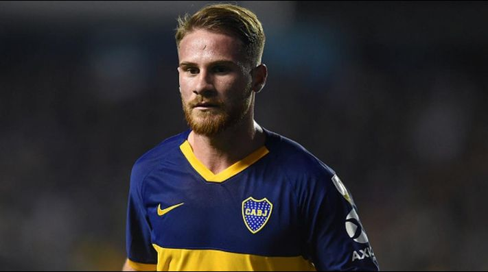 Alexis Mac Allister (Boca Juniors)