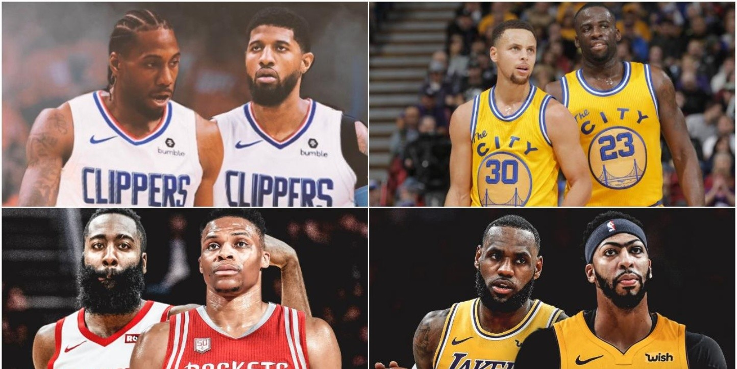 誰是現役聯盟最好的二人組?Kobe的回答太意外,不愧是過來人!-籃球圈