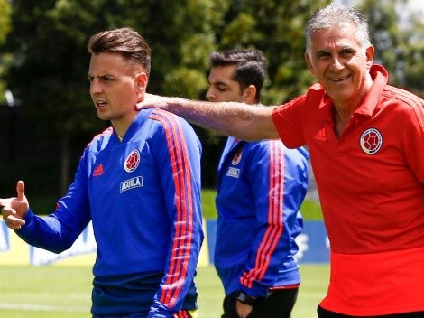 Por eso no volvió: ¡filtran supuesta pelea entre Carlos Queiroz y Santiago Arias!