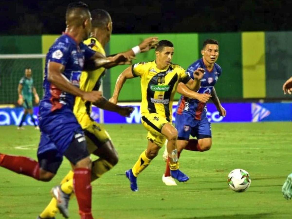 Nadie Puede Con Alianza Petrolera Lider Y En Solitario De La Liga Aguila Ii 2019 Bolavip
