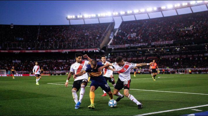 River y Boca juegan hoy la primera semifinal de Libertadores: horario, formaciones y más