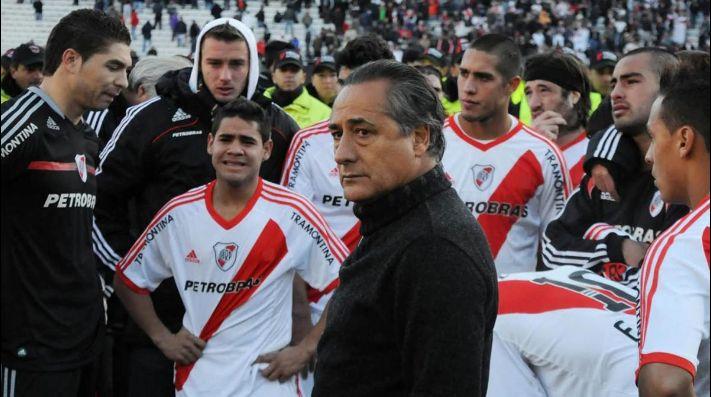 J.J. López recordó su paso por River: