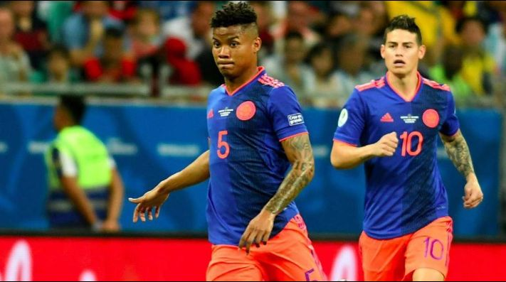 Wilmar Barrios habló y no le dio importancia a la no convocatoria de James: