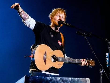 Ed Sheeran y el príncipe Harry unidos por el Día Mundial de la Salud Mental