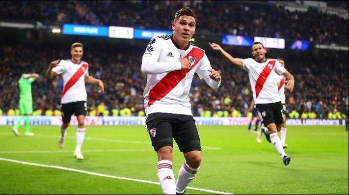 Juanfer Quintero y su histórico gol a Boca: