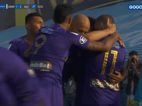 A la uruguaya: Alianza Lima ganó 3-2 y se pone a uno de la punta del Clausura 2019
