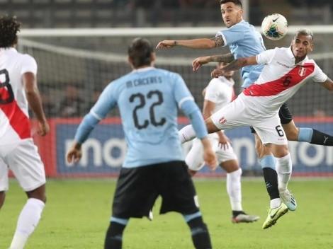 No se sacaron ventajas: Perú y Uruguay empataron 1-1 en el Nacional de Lima