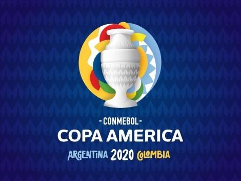 Oficial: la Conmebol presentó el logo de la Copa América 2020 y explicó por qué es así