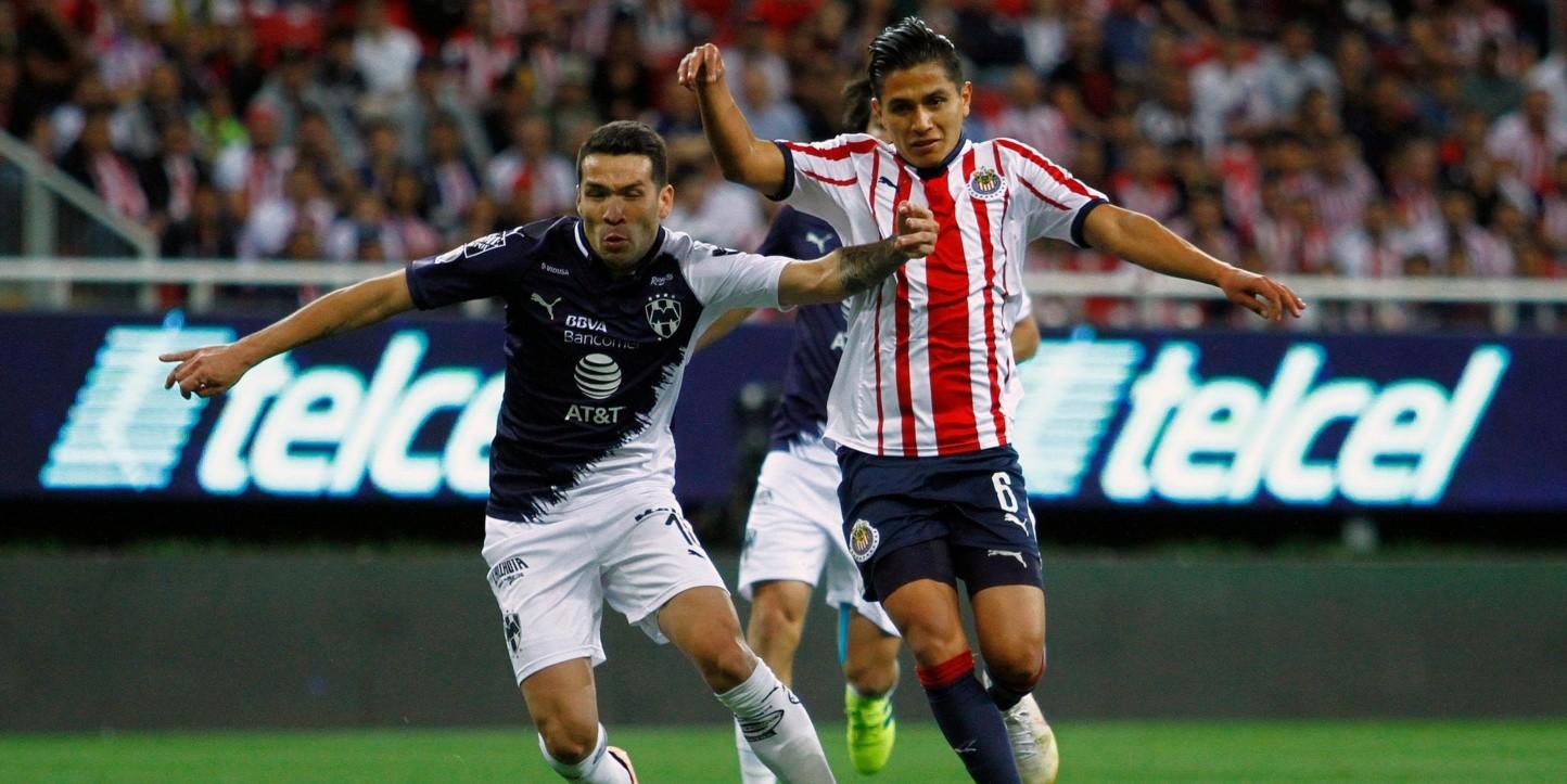 Ver en VIVO Rayados de Monterrey vs. Chivas Guadalajara por la ...