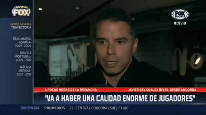 Javier Saviola: