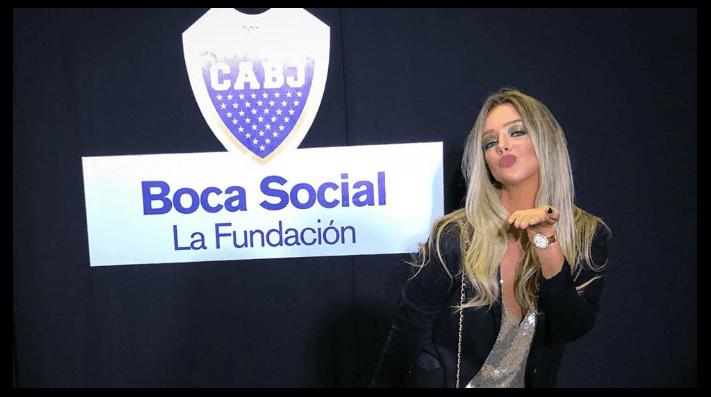 Jugada: la promesa de Sol Rivas por si Boca elimina a River