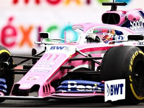 Iniciaron las pruebas del Gran Premio de México: así le fue a Checo